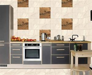 best colour kitchen tiles kitchen clipgoo With kitchen cabinets lowes with chinese symbol wall art