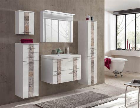 Moderne Badezimmer Spiegelschränke by Badeinrichtung Badezimmereinrichtung Badm 246 Bel