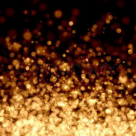 gold christmas lights backgrounds happy holidays