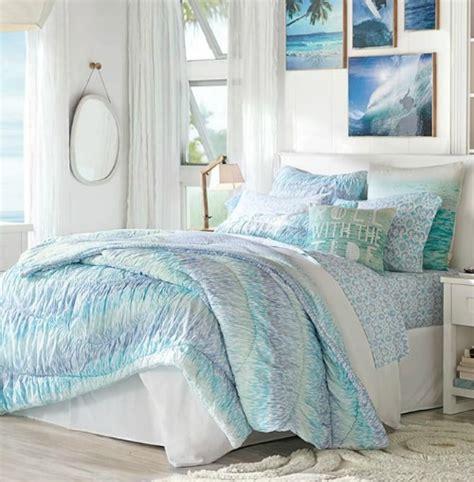 beachy coastal bedrooms from pottery barn coastal nautical decor ideas inspiration