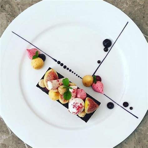 dessert de restaurant gastronomique les 25 meilleures id 233 es concernant dessert gastronomique sur gastronomie l de