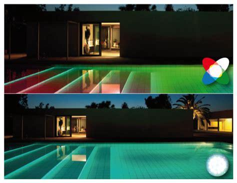 spot par 56 led universel pour un 233 clairage piscine diff 233 rend piscine center net