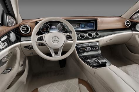 interieur 2016 gt l intrieur de la nouvelle mercedes classe e en photos et en vido