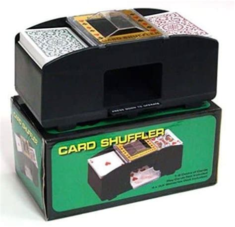 It ended up being a really cheap way to enjoy this game above its 5 stars rating for fun to play! Discover The 9 Best Automatic Card Shufflers In 2020
