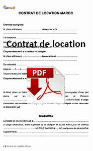 contrat de location maison tunisie en arabe pdf avie home With modele de bail pour location meublee