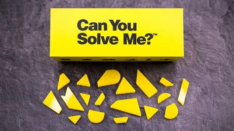Can You Solve Me?  A Tangram Challenge! Youtube