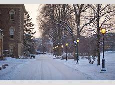 Lafayette in Winter · News · Lafayette College
