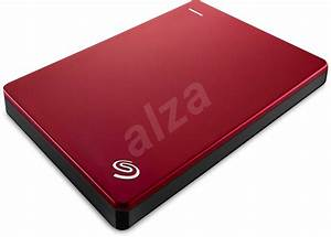 Seagate BackUp Plus Portable 1TB Red External Disk
