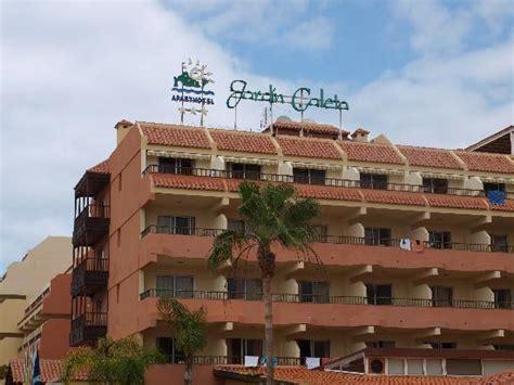 vue hotel picture  hovima jardin caleta la caleta