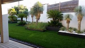 superb amenager un jardin contemporain 4 amenager un With amenager un jardin contemporain