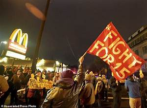 McDonald's workers file sex harassment claims | Daily Mail ...