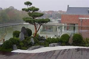 Pflanzen Für Japangarten : japanischer garten auf dachterrasse traumhaftes wohnen im penthouse mit japangarten ~ Sanjose-hotels-ca.com Haus und Dekorationen