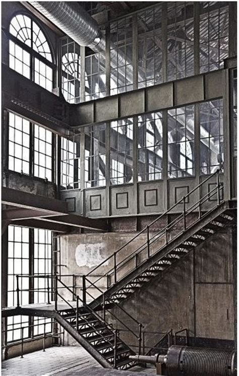 Used Staircase For Sale by The Roots Of Industrial Chic Industrial Marketer