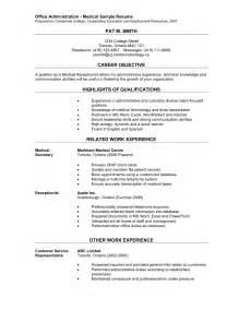 resume exles administrative assistant objective summary for resume purchase assistant resume india