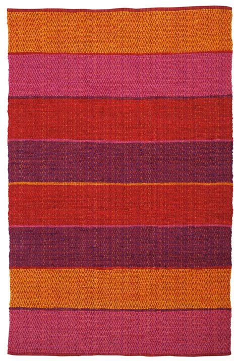 tappeto in cotone tappeti in chiave moderna cose di casa