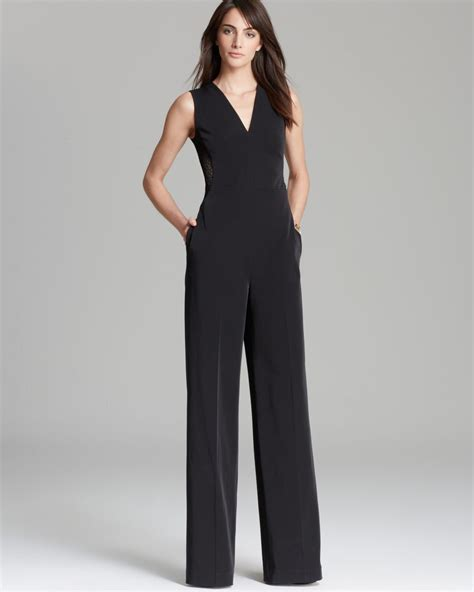black jumpsuit for wedding roy jumpsuit in gray lyst