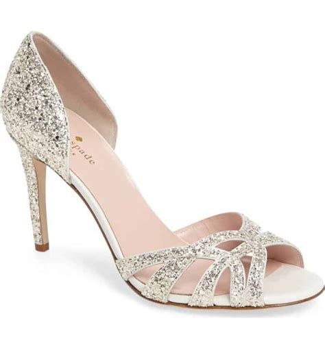 kate spade wedding shoes playful sophistication