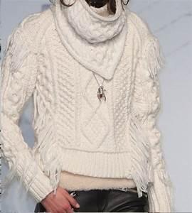 Pull Laine Homme Grosse Maille : pull irlandais et grosse maille tendance hiver 2016 tricot mode tendance mode automne et ~ Melissatoandfro.com Idées de Décoration