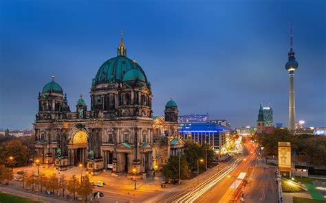 Download Free Modern Berlin The Wallpapers 1680x1050px