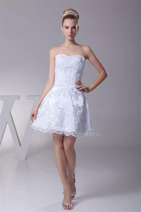 shortmini bridal wedding dresses wd