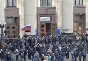 After Crimea Pro-Russia Separatists in Eastern Ukraine ...