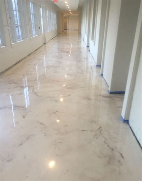 epoxy flooring underfloor heating 20 epoxy flooring ideas with pros and cons digsdigs