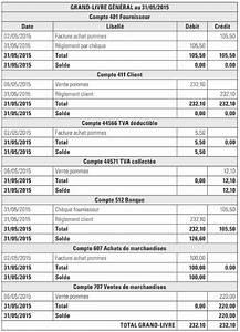 le grand livrela balance et les documents de fin d39exercice With images documents comptables