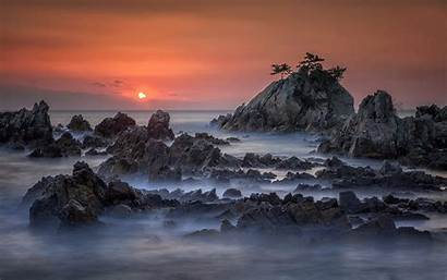 Korea South Pc Desktop Mobile Tablet Sunrise