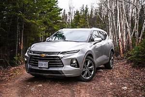 First Drive: 2019 Chevrolet Blazer CAR