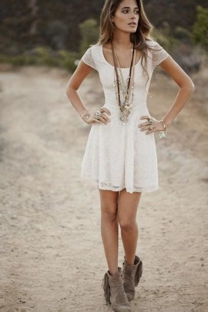 Country Style Lace Dresses Naf Dresses