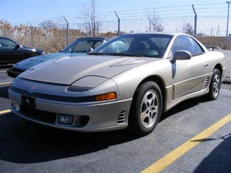 Used 1991 Mitsubishi 3000gt Sl For Sale