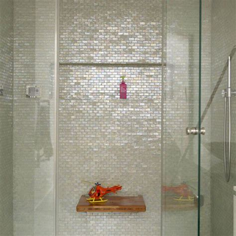sparkly tiles  glitter grout dream home