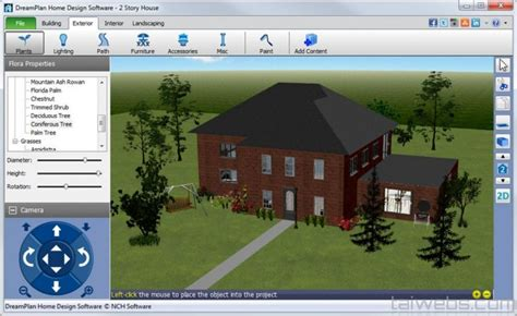 dreamplan home design software  full crack nch