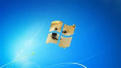 Doge Meme Windows Backgrounds Wallpapers Dog Wallpapersafari