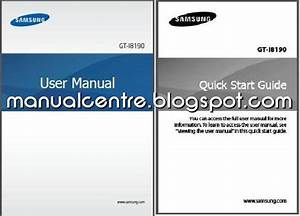 Samsung Galaxy S Iii Mini Manual