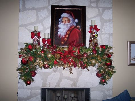 how to decorate a mantel for christmas christmas mantels on pinterest