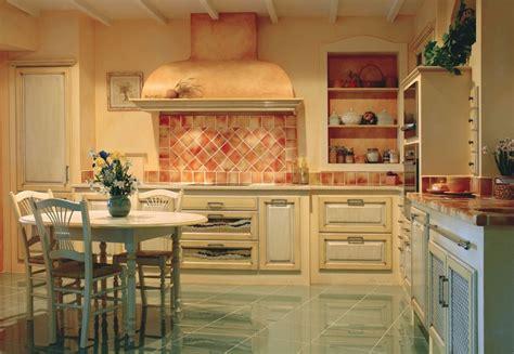decoration provencale pour cuisine cuisine provencale verte et jaune