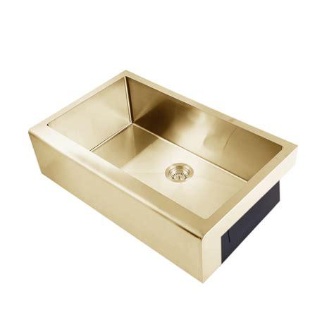 brass kitchen sink belfast brass farmhouse sink 924 90 brass kitchen sink