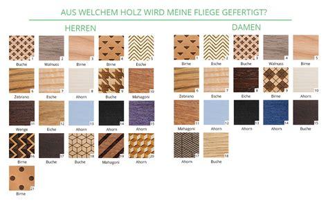 Welche Holzarten Gibt Es by Fliegen Konfigurator Besondere Geschenke Individuelle
