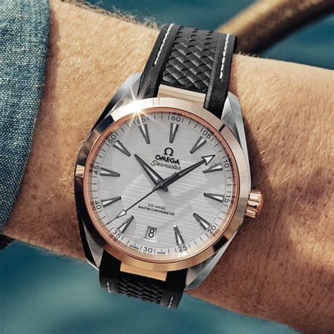 Omega Seamaster Aqua Terra Review & 5 Things You Should Know