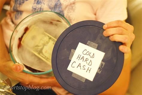 cold hard cash super funny gift gifts money pinterest