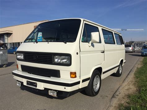 vw t3 kaufen vw typ 2 t3 caravelle gl 1990 oldtimer kaufen