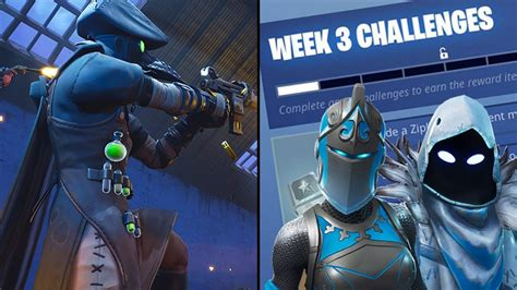 fortnite season  week  challenges    complete