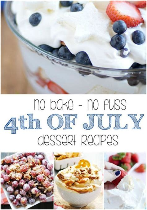 easy 4th of july recipes 116 best images about july 4th red white blue on pinterest ovens layered drinks and red