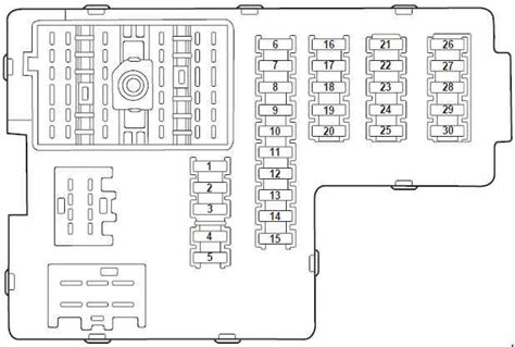 2002 Ford Explorer Power Seat Wiring Diagram by Ford Explorer U152 2000 2006 Fuse Box Diagram