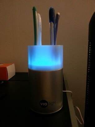 Violight Toothbrush Sanitizer #Giveaway - BB Product Reviews