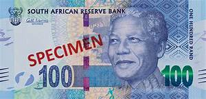SARB unveils new Mandela bank notes