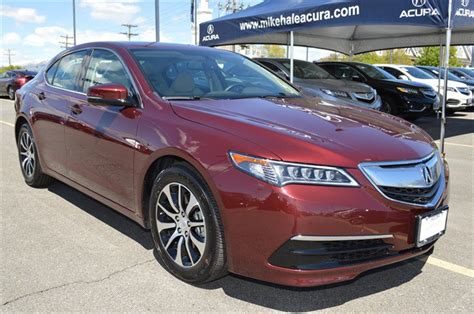 red acura tlx for sale used cars on buysellsearch