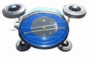 Laveur Haute Pression : robot laveur de toit permet nettoyage automatique des ~ Premium-room.com Idées de Décoration