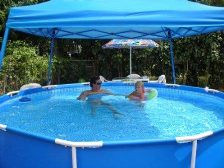 intex pool reviews intex ft   family size
